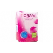 INDASEC MINI COMPRESA PERDIDAS LEVES (22 ABSORB)