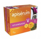 Apiserum vitaminado (20 viales bebibles)