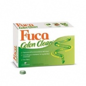Fuca colon clean (30 comprimidos)