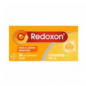 REDOXON VITAMINA C (1000 MG 30 COMP EFERVESCENTES LIMON)